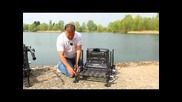 Daiwa seatboxes and accessories on test