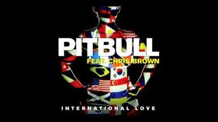 Pitbull - International Love