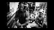 Ulisses Jr & Simeon Panda тренират гръб, бицепс и рамена