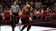 W W E '13 - Attitude Mode Gameplay : D X Part 1 Michaels vs Mankind / H D