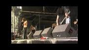 Finntroll - Under Bergets Rot - Live Hellfest 2010