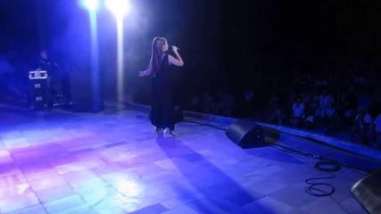 Силвия на турнето на Тончо Русев - 01 август, Стара Загора Full Hd