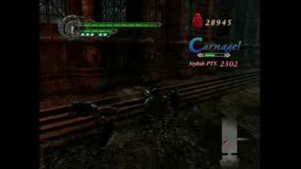 Devil May Cry 4 Walkthrough Level 2 Part 5