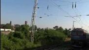 Разминаване с машината на Grup feroviar roman