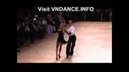 Riccardo Cocchi & Yulia Zagoruychenko - Samba at 2011 Uk Open Dance