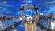 Rey Mysterio vs Cris Jerico 2011 intercontinental champion