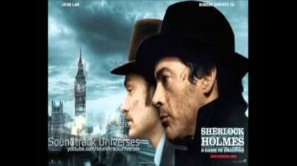 [hq] Hans Zimmer - Sherlock Holmes: A Game Of Shadows Soundtrack - Ost (complete)