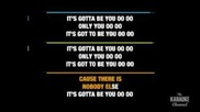 One direction (karaoke) - Gotta be you