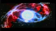 В червеевата дупка с Морган Фрийман Можем ли да се движим по-бързо от светлината