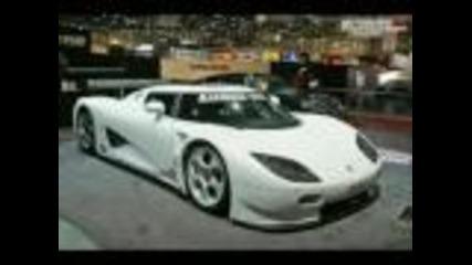 Top 10 Най-бързи коли на света