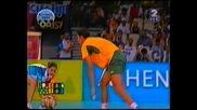 Атина 2004 | Финал на мъжкия волейболен турнир: Италия – Бразилия (сет 2)