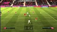 Uefa Euro 2012 - England vs Hungary