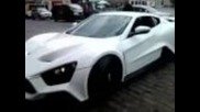 Zenvo St1 vs Citroen Gt