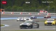 Audi Tt Cup 2015 race 2 (pt. 2/3)