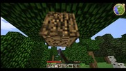 Minecraft Оцеляване с момиче #3 начало , извинявам се
