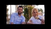 Мурат Йелдъръм и Мерием Узерли за проект Смелост * Cesaret руски суб