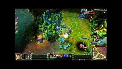 League of Legends Game 13 - Graves