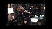 Ники Кларк пресъздава Пенелопе Крус ретро коса