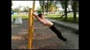 Луд скок 100% - Parkour & Freerunning
