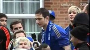 Extended Version Of Chelsea Celebration Parade After Win Uefa Champions League Final 2012