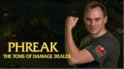 Champion Spotlight: Phreak, the Tons of Damage Dealer