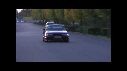 Nissan Skyline r33 launch