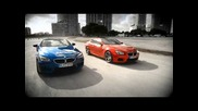 Bmw M6 Coupe Cabrio first promo driving dynamics 2012