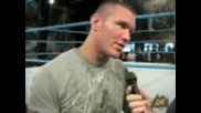 Randy Orton Interveiw
