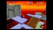 Bowser in the fire sea - Freerun (tas)