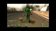 Left 4 Dead 2 Jockey Racing game mode versus