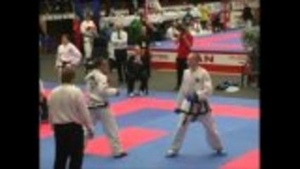 Венцислав Игнатов vs. Ciaran Ryan - Itf European Championships 2006 Constanta
