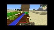 Minecraft живот на село #3-минимап!