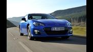 Subaru Brz review and roadtrip | evo Review