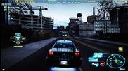 Need For Speed World Събираме диаманти