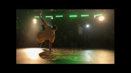 One on One breakdance battle - Red Bull Bc One Cypher 2012 Bulgaria
