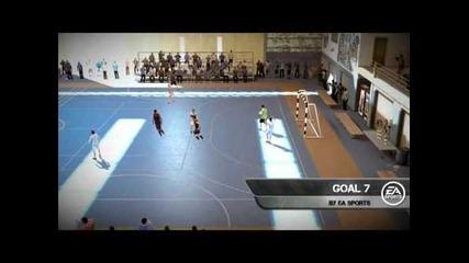 Fifa Street Tricks and Goals
