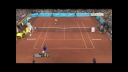 Federer vs Nadal - Madrid 2011 Sf (hd)