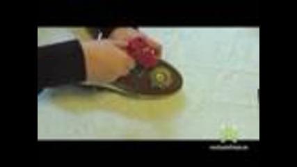 Как се създават летящи обувки