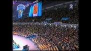 Атина 2004 | Финал на мъжкия волейболен турнир: Италия – Бразилия (сет 1)