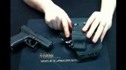 Extreme Concealment Systems Ecs-cobra Kydex Holster