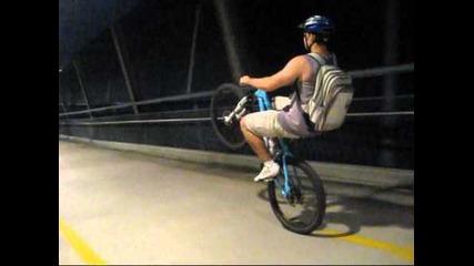 Brisbane Mtb Stunts