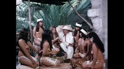 Фильм ''сокровища Амазонки'' (1985) приключения