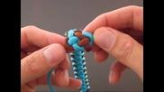 Плетене на гривна 25