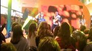 Рафи пee на живо 1-2-3-4, публиката денси яко