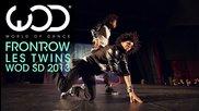 Les Twins | World of Dance Wod 2013