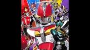 Kamen Rider Den-o - Double Action Coffee Form ( Naomi & Airi Dialogue Version)