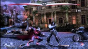 Injustice Gods Among Us - Играя Малко с Lobo My Gameplay