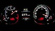 Audi Rs6 Mtm 730ps 0-333 km/h Bulgaria