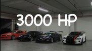 3000 Hp - Super Speeders Garage
