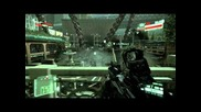 Crysis 2 Gameplay (quad Sli Gtx 780 Oc @3,8 Thz Helium cooled + i9 @ 4,8 Thz)
